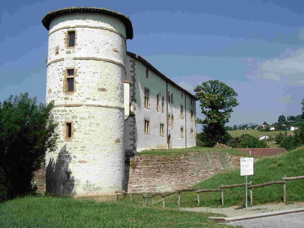 Château des barons d'Ezpeleta